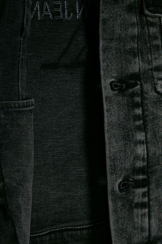 Calvin Klein Jeans - Geaca de blugi pentru copii 128-176 cm  89% Bumbac, 3% Elastan, 8% Elastomultiester