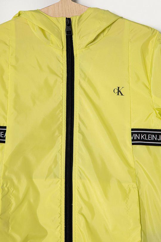 Calvin Klein Jeans - Kurtka dziecięca 128-176 cm 100 % Poliester z recyklingu
