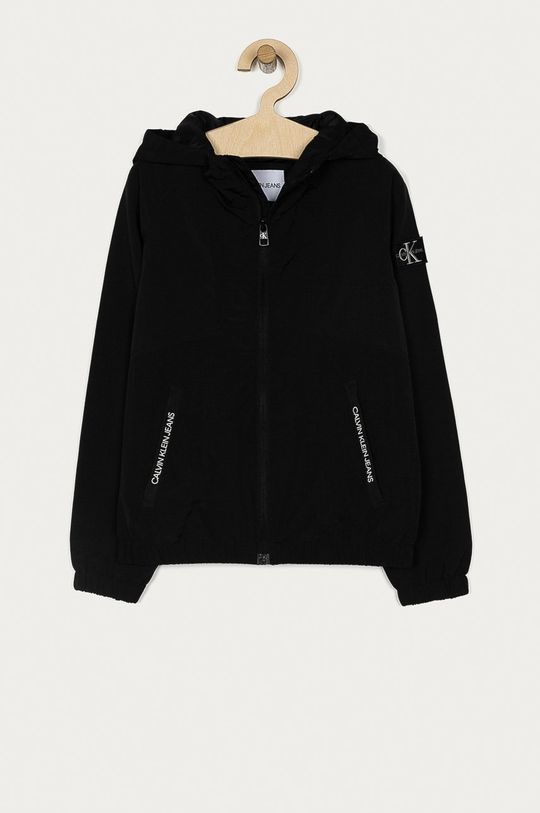 čierna Calvin Klein Jeans - Detská bunda 128-176 cm Chlapčenský