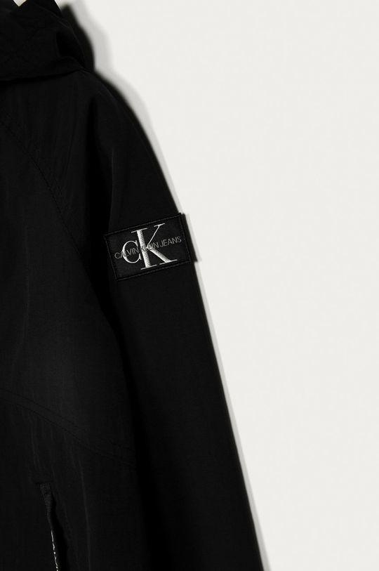 čierna Calvin Klein Jeans - Detská bunda 128-176 cm