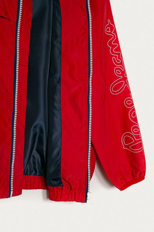 Pepe Jeans - Dětská bunda Alan 128-180 cm červená