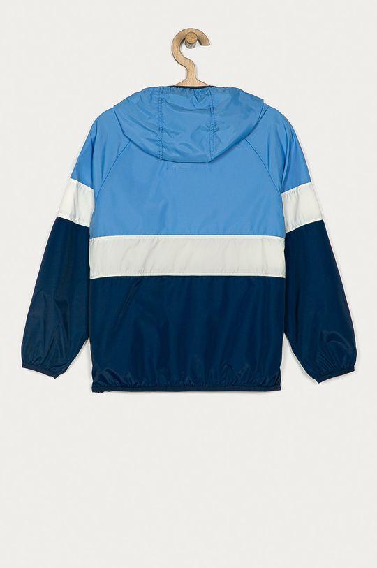 Pepe Jeans - Dětská bunda Matt 128-178 cm  Materiál č. 1: 50% Nylon, 50% Polyester Materiál č. 2: 100% Polyester Materiál č. 3: 5% Elastan, 95% Polyester