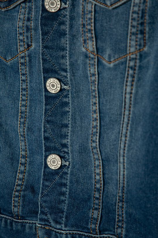 GAP - Kurtka jeansowa dziecięca 74-110 cm 78 % Bawełna, 20 % Poliester, 2 % Spandex