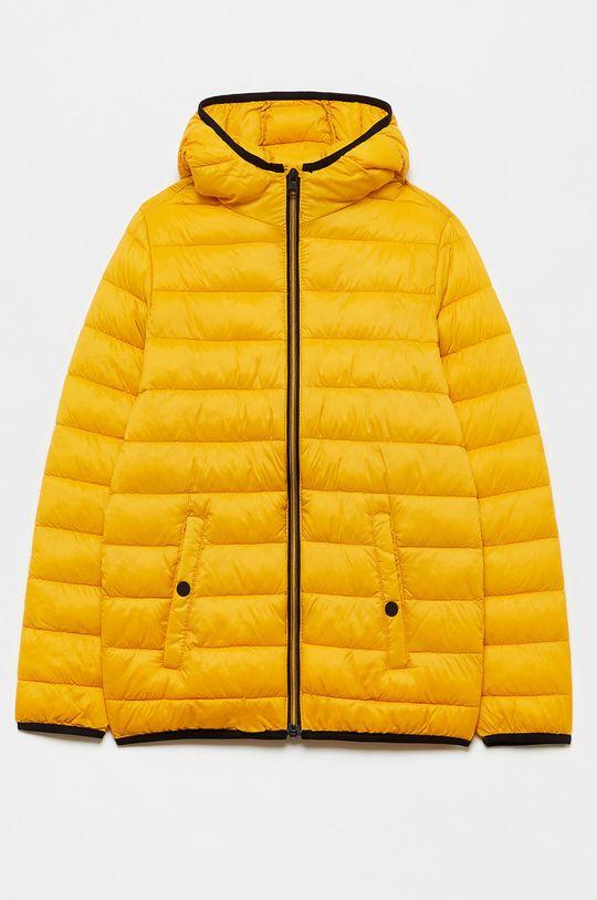 oranžová OVS - Detská bunda Chlapčenský