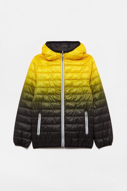 žlutá OVS - Dětská bunda Chlapecký