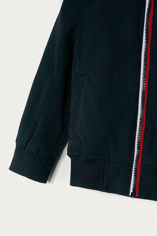 Tommy Hilfiger - Dětská bunda 98-176 cm námořnická modř