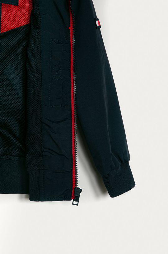 námořnická modř Tommy Hilfiger - Dětská bunda 98-176 cm