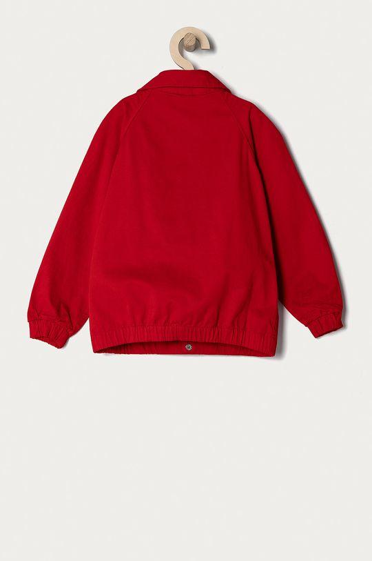 Tommy Hilfiger - Kurtka jeansowa dziecięca 104-176 cm czerwony