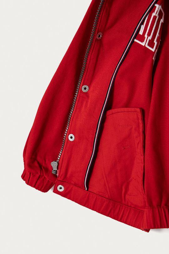 czerwony Tommy Hilfiger - Kurtka jeansowa dziecięca 104-176 cm