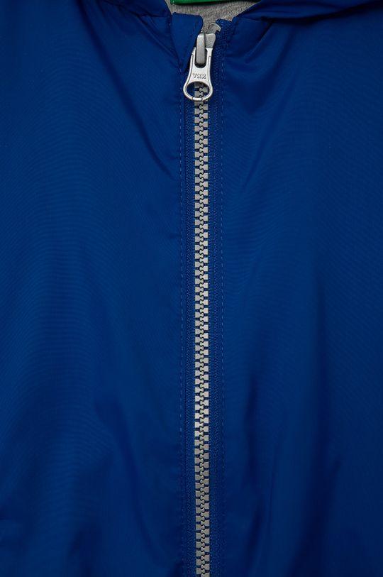 fialová United Colors of Benetton - Dětská bunda