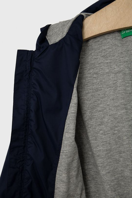 námořnická modř United Colors of Benetton - Dětská bunda