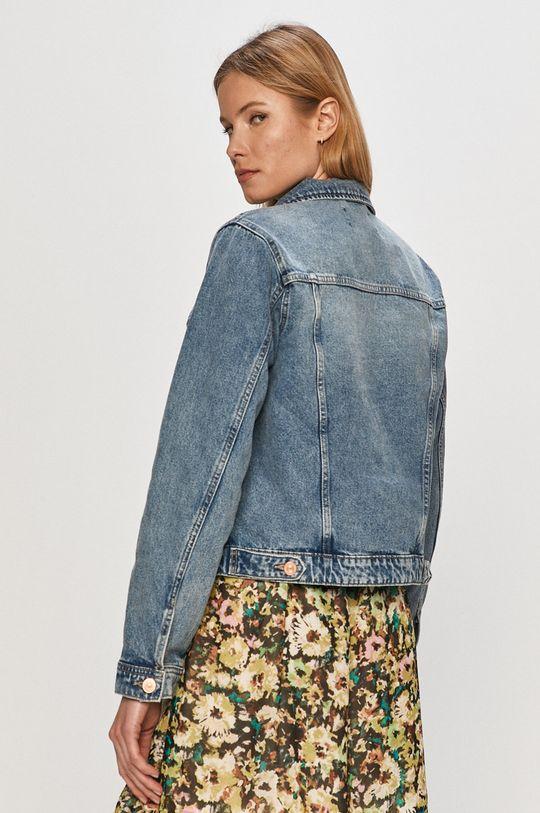 Pieces - Rifľová bunda  30% Bavlna, 70% Organická bavlna