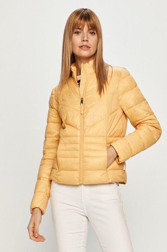 jasny żółty Vero Moda - Kurtka Damski
