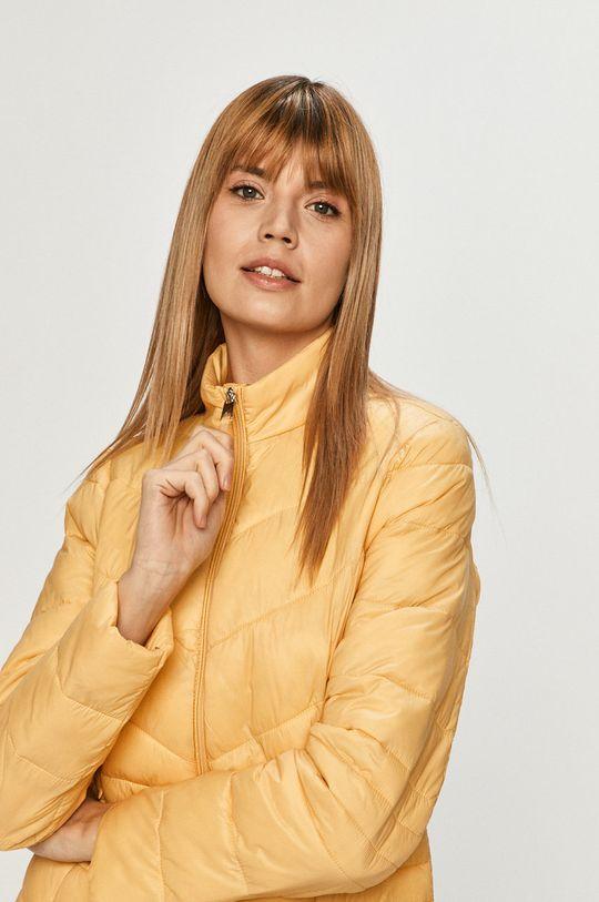jasny żółty Vero Moda - Kurtka