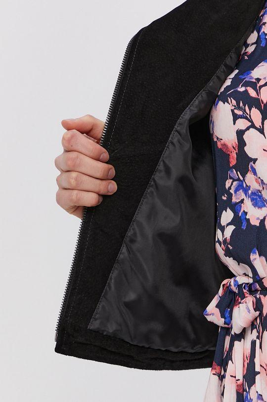 Vero Moda - Ramoneska zamszowa