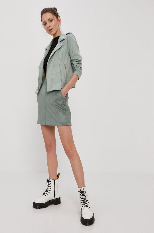 zielony Vero Moda - Ramoneska Damski