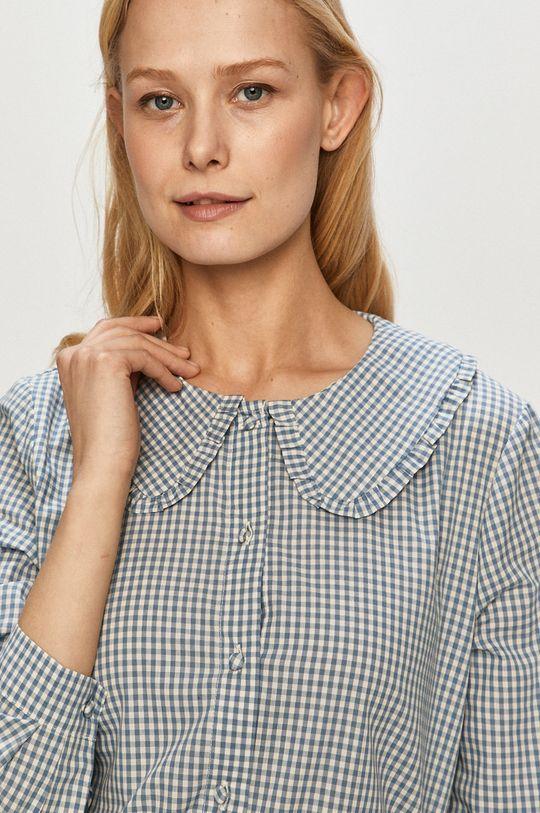 fialová Jacqueline de Yong - Bavlněné tričko Dámský