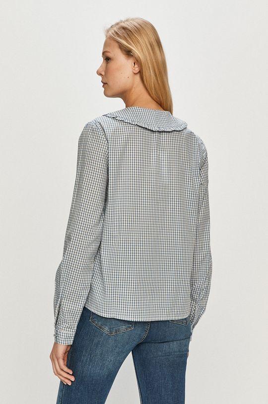 fialová Jacqueline de Yong - Bavlněné tričko
