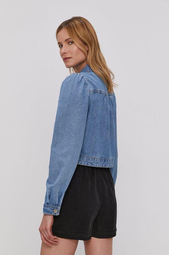 Pieces - Rifľová bunda  100% Organická bavlna
