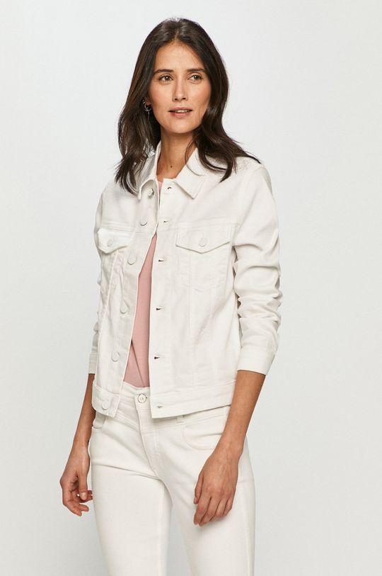 biały Calvin Klein - Kurtka Damski