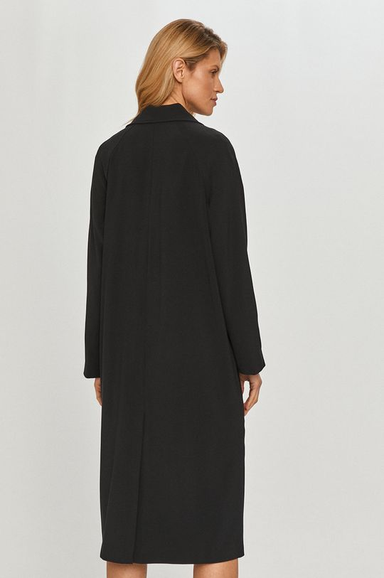 Samsoe Samsoe - Kabát  Podšívka: 52% Polyester, 48% Viskóza Základná látka: 9% Elastan, 91% Polyester