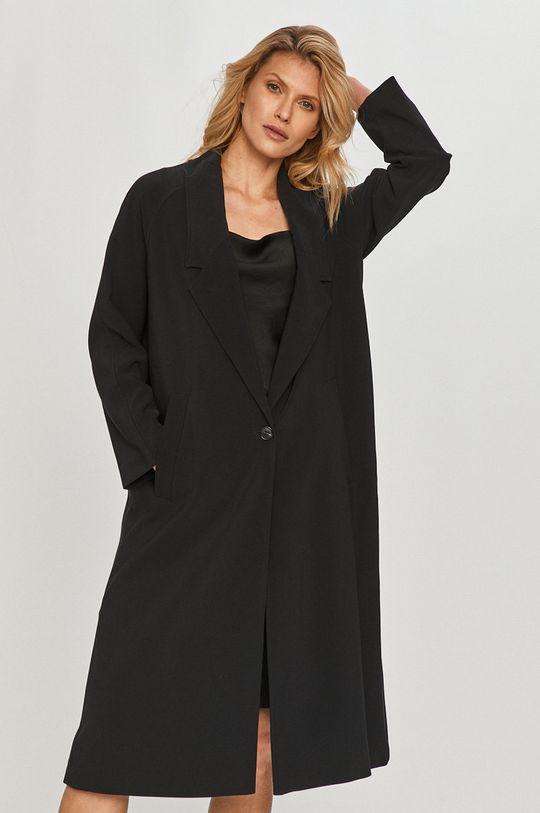 čierna Samsoe Samsoe - Kabát