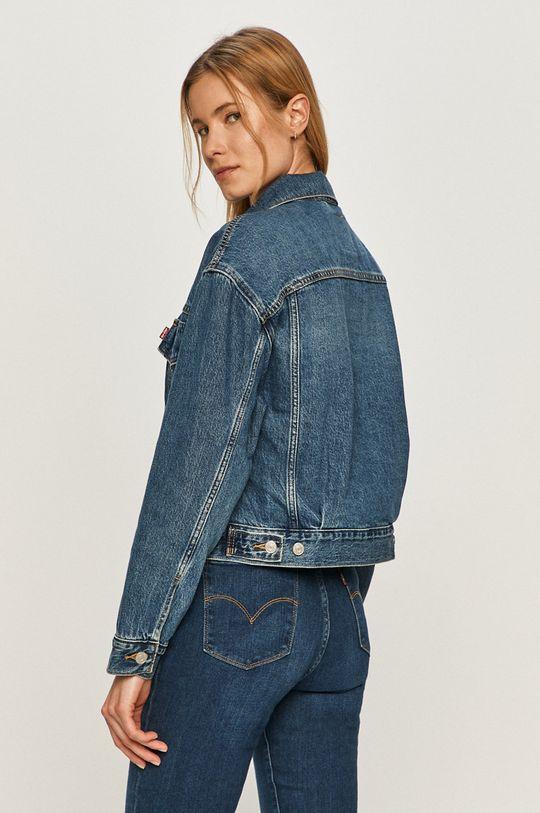 Levi's - Kurtka jeansowa 79 % Bawełna, 21 % Lyocell