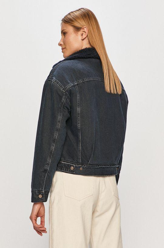 Levi's - Kurtka jeansowa Podszewka: 100 % Poliester, Materiał zasadniczy: 100 % Bawełna