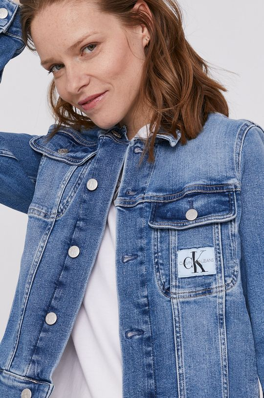 Calvin Klein Jeans - Kurtka jeansowa Damski