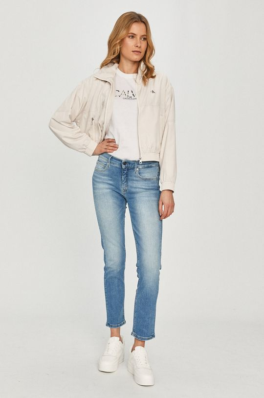 Calvin Klein Jeans - Bunda piesková