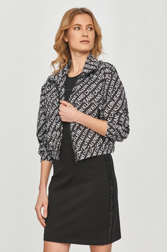 negru Calvin Klein Jeans - Geaca bomber De femei