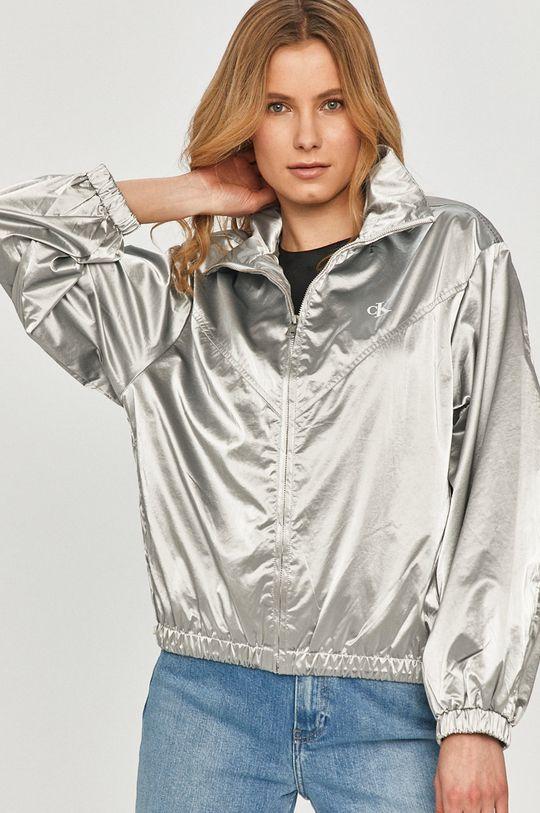 argintiu Calvin Klein Jeans - Geaca