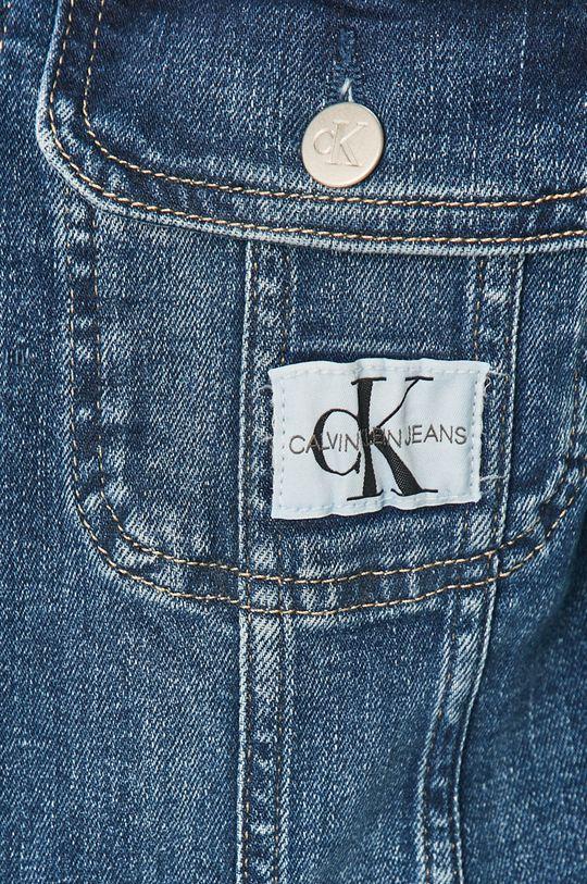 Calvin Klein Jeans - Rifľová bunda Dámsky