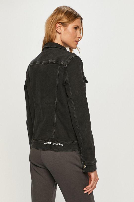 Calvin Klein Jeans - Kurtka jeansowa 98 % Bawełna, 2 % Elastan