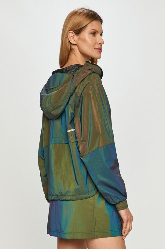 Calvin Klein Jeans - Geaca  Captuseala: 100% Poliester  Materialul de baza: 100% Poliamida