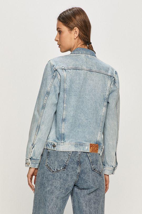 Pepe Jeans - Rifľová bunda Rose Archive  Základná látka: 100% Bavlna Prvky: 35% Bavlna, 65% Polyester