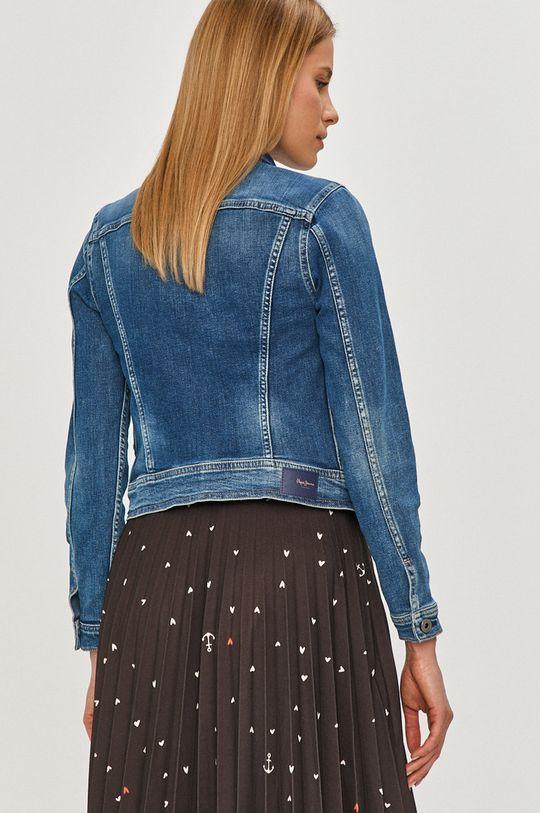 Pepe Jeans - Kurtka jeansowa Core 90 % Bawełna, 2 % Elastan, 8 % Poliester