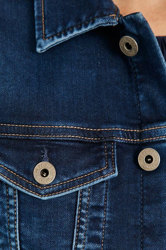Pepe Jeans - Rifľová bunda Core Dámsky