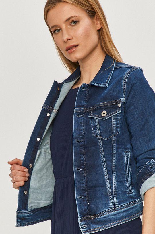 Pepe Jeans - Rifľová bunda Core