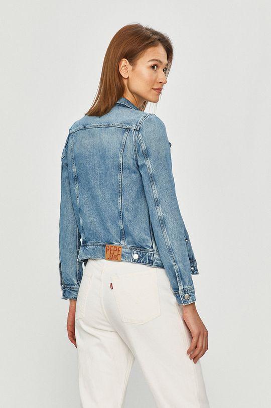 Pepe Jeans - Džínová bunda Thrift  100% Bavlna