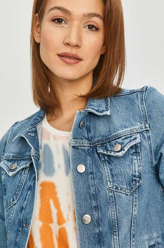 modrá Pepe Jeans - Džínová bunda Thrift