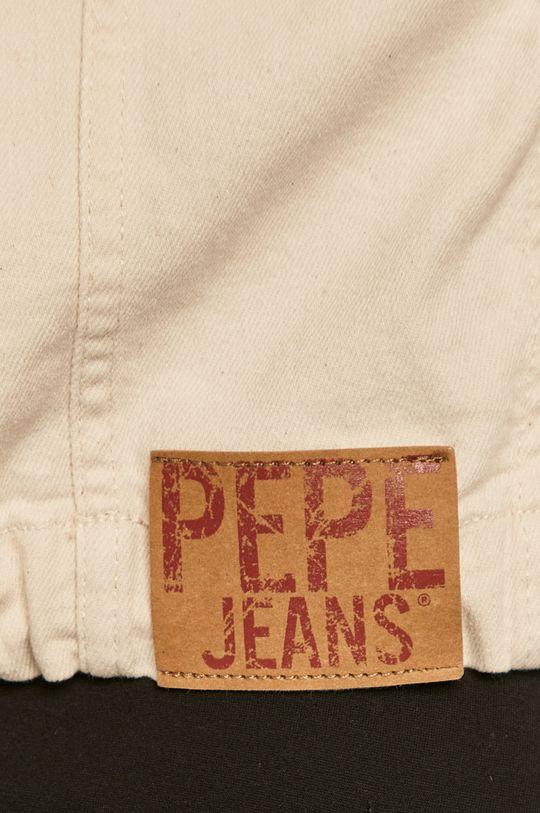 Pepe Jeans - Džínová bunda Tiffany Archive Dámský