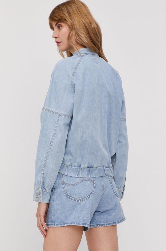 Pepe Jeans - Kurtka jeansowa Izzy Archive Materiał 1: 100 % Bawełna, Materiał 2: 35 % Bawełna, 65 % Poliester