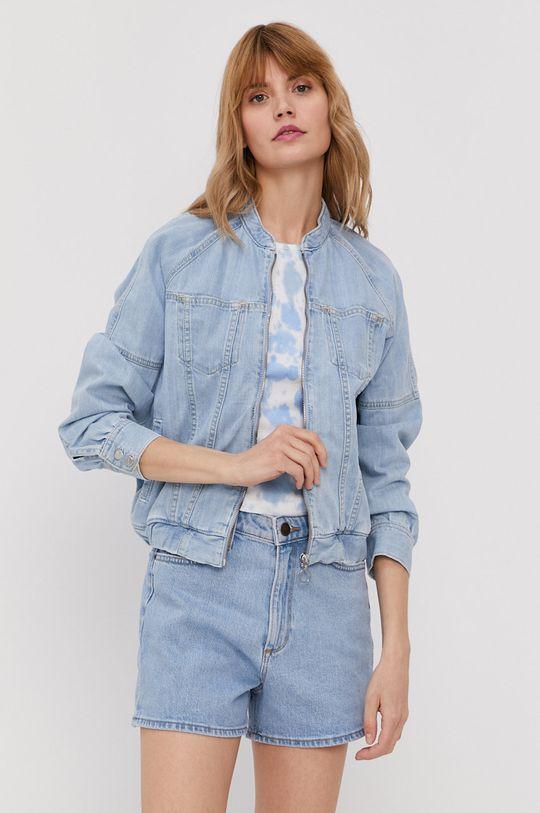niebieski Pepe Jeans - Kurtka jeansowa Izzy Archive