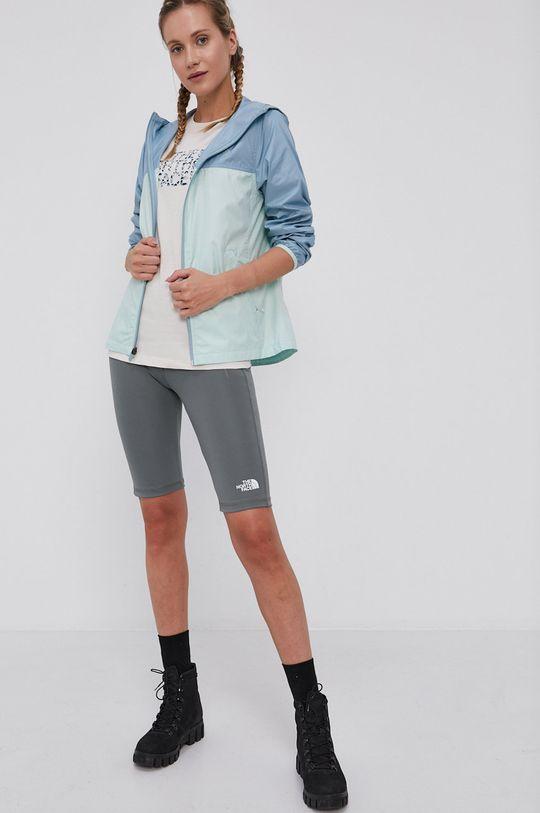 The North Face - Kurtka jasny niebieski