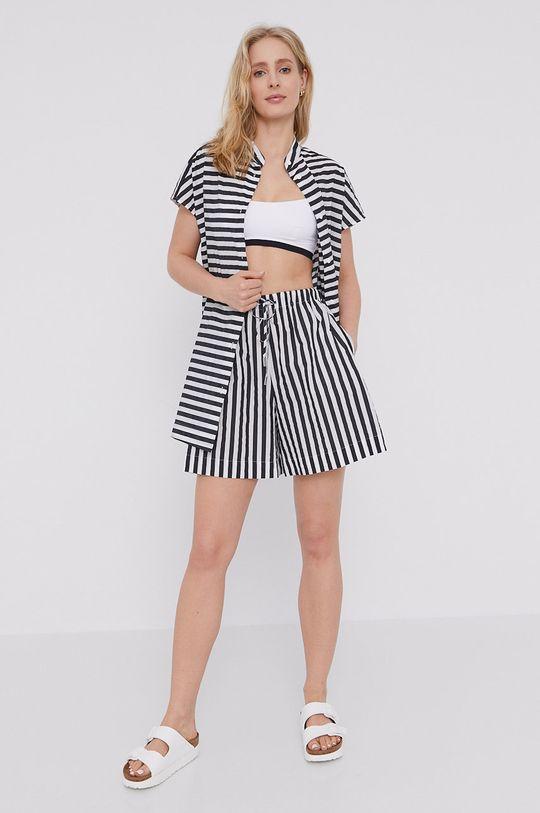 Max Mara Leisure - Sukienka plażowa 77 % Bawełna, 23 % Poliamid