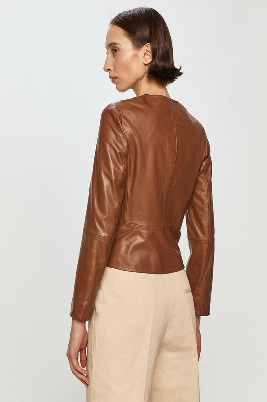 Pennyblack - Kožená bunda  100% Prírodná koža