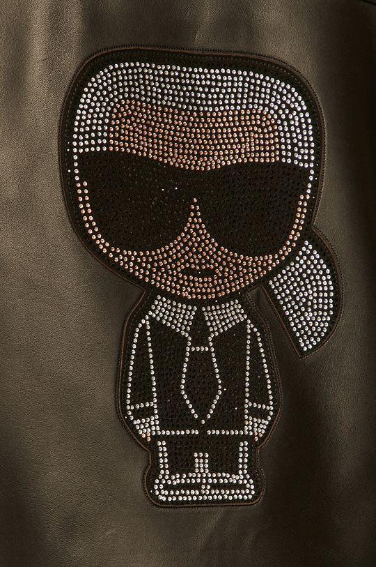Karl Lagerfeld - Ramoneska skórzana Damski