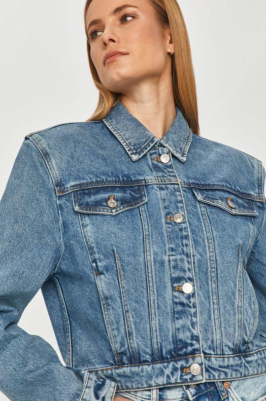 modrá Miss Sixty - Džínová bunda