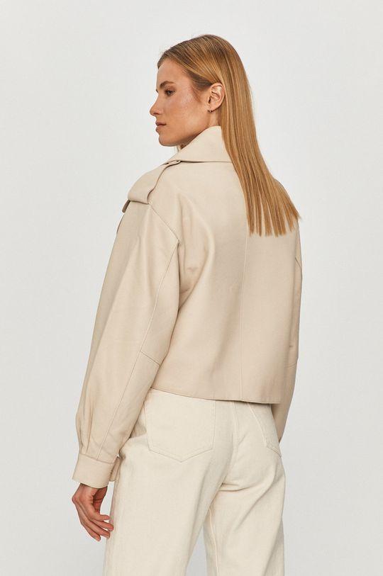 Miss Sixty - Kožená ramoneska  Podšívka: 100% Polyester Hlavní materiál: 100% Ovčí kůže